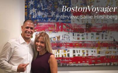 Sallie Hirshberg of SH Modern Featured in Boston Voyager