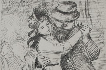 Renoir danse a la campagne Cropped