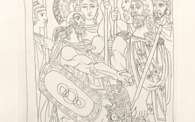 Accord Entre les Atheniens et les Spartiates