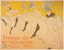 Le Troupe de Mademoiselle Églantine