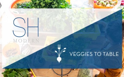 SH Modern Featured in Lincoln County News, Charitable Partnership with Veggies to Table