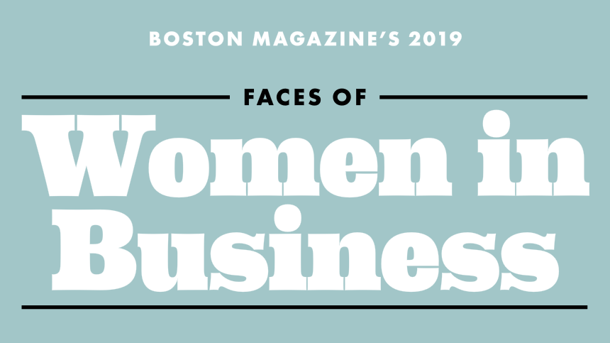 Sallie Hirshberg Named in Boston Magazine's 2019 Faces of Women in Business